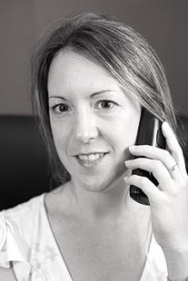 Aurélie de Rolin, télésecrétaire et assistante indépendante vous propose ses services.
