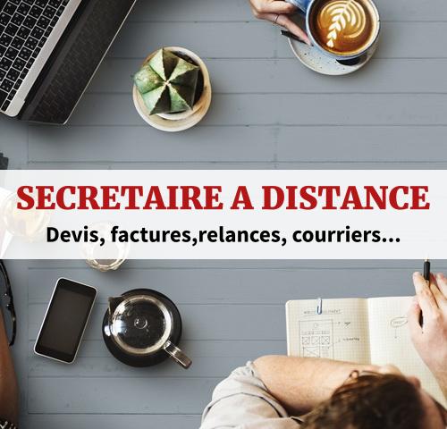Secrétaire indépendante à distance pour vos travaux administratifs